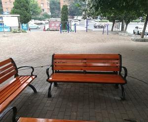 社区街道采购公园椅