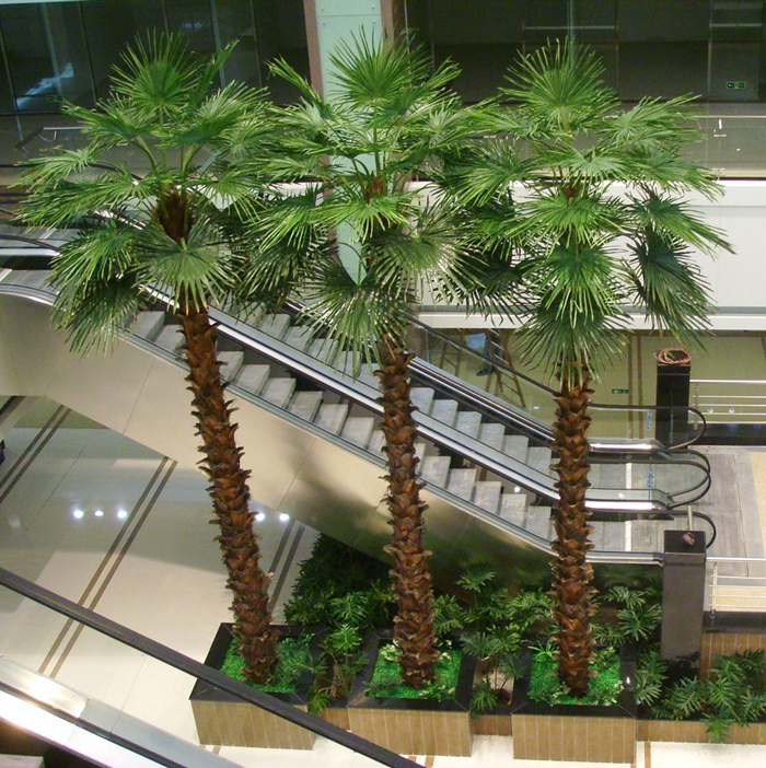 仿真椰子树