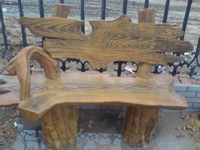 大连仿木椅子