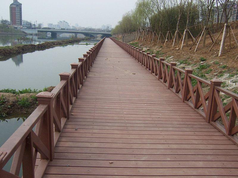 河滨栈道护栏