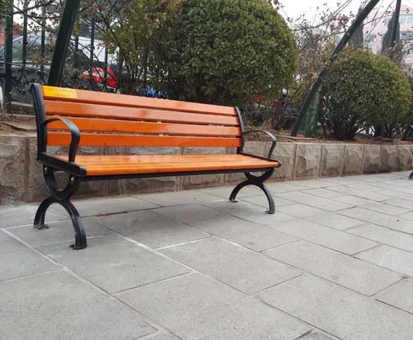 广场公园椅桌椅