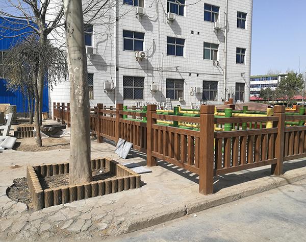 水泥护栏制作