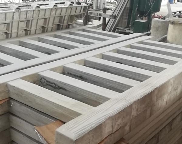 水泥预制护栏