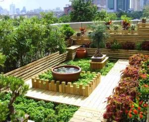 大连庭院景观