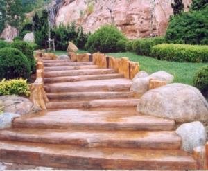 大连仿木台阶