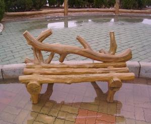 大连拟木椅子