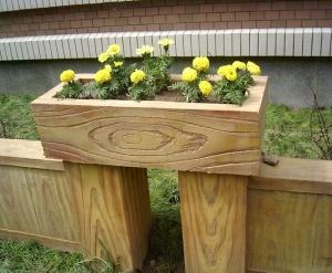 大连仿木花箱