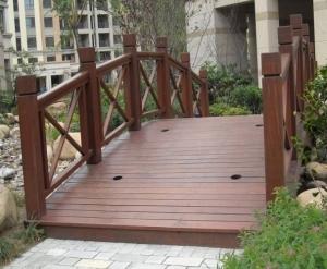 大连木桥定制