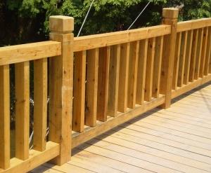 大连仿木护栏工程