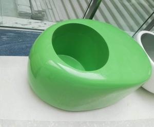 玻璃钢座椅花盆