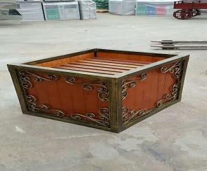 大连造型花箱