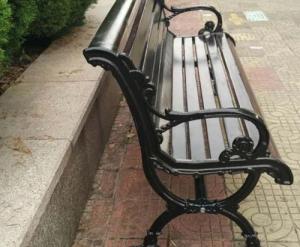 营口精品公园椅