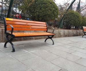 社区公园椅