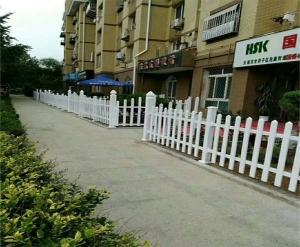 PVC栏杆