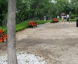 公园椅批发