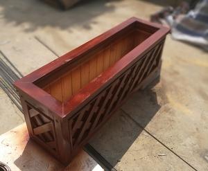 营口木花箱