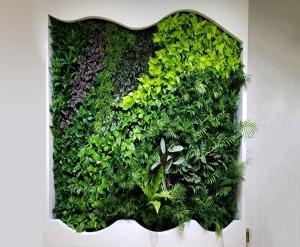 大连立体绿化