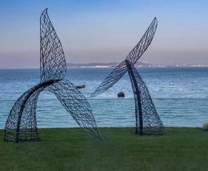 铁艺造型雕塑