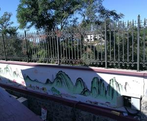 营口墙体彩绘