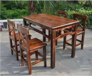 大连实木桌椅