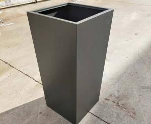 大连不锈钢花箱